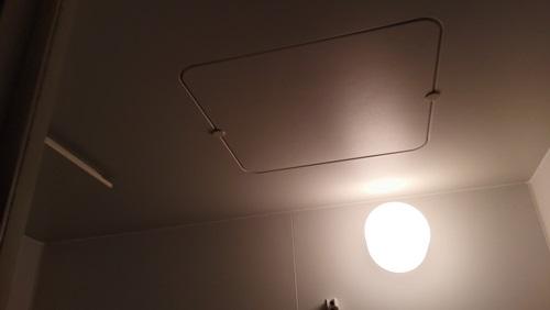 お風呂の天井のカビにはアルコール!定期的に行えばバッチリ!