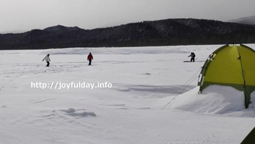 ワカサギ釣りを北海道で!ツアーに参加してきました