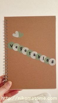 料理ノートを手作り!初心者さんや新婚さんにおすすめ!